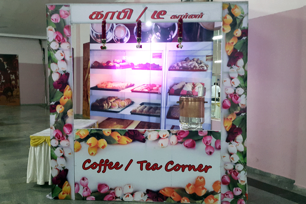 Best Veg Caterers in Coimbatore