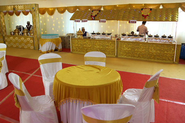 Best Marriage Caterers in Coimbatore