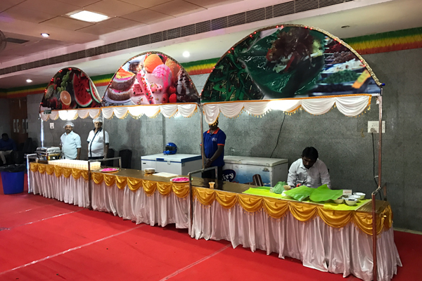 South Indian Catering Services Coimbatore