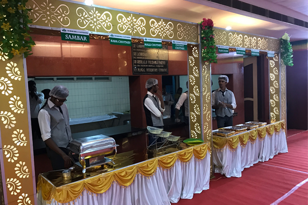 Wedding Catering Services Coimbatore