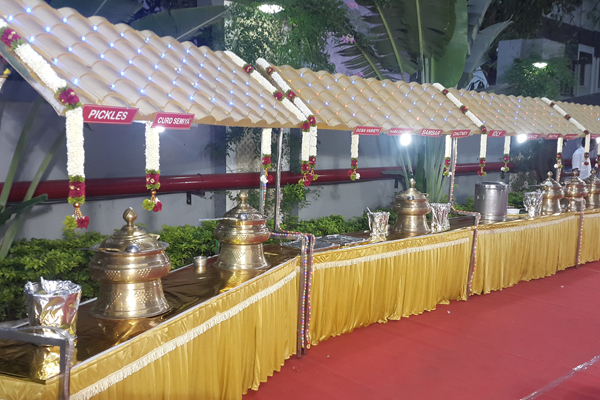 Best Kerala Marriage Catering