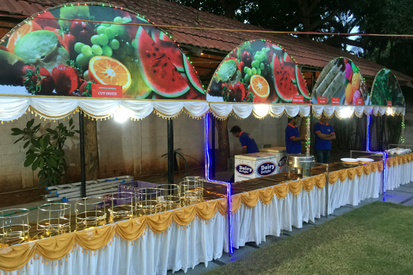 Outdoor Catering Service in Coimbatore