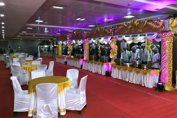 Professional Catering Services in Coimbatore